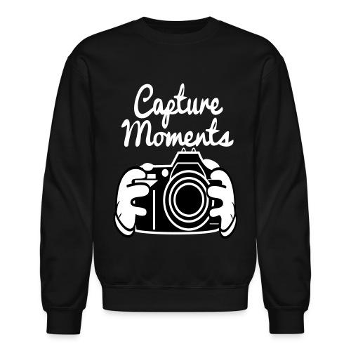 Capture Moments - Crewneck Sweatshirt