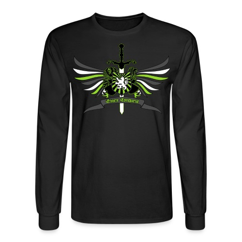 Conquest Longsleeve - Men's Long Sleeve T-Shirt