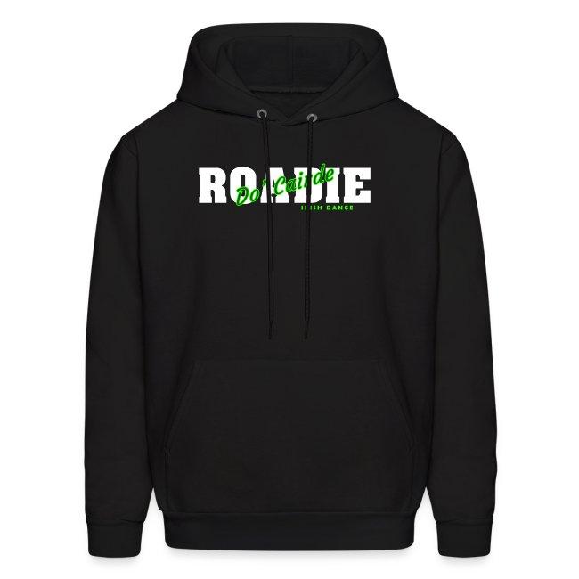 Do Cairde Roadie Hoodie - Mens Black