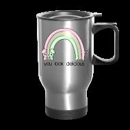 Mugs & Drinkware ~ Travel Mug ~ Delicious Marzia