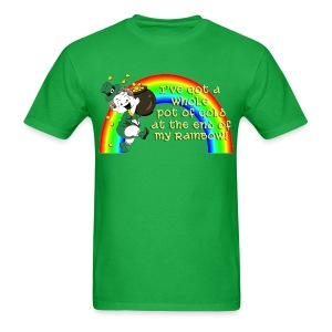 Whole Pot of Gold!  - Men's T-Shirt