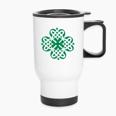 shamrock celtixc decoration patjila2_cs2 Bottles & Mugs