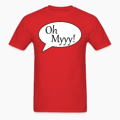 George Takei Oh Myyy! MP T-Shirts