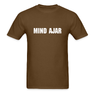 T-Shirts ~ Men's T-Shirt ~ MInd Ajar