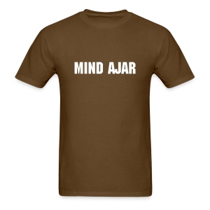 MInd Ajar - Men's T-Shirt