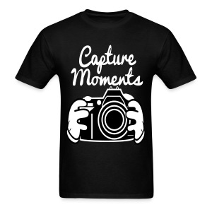 Capture Moments - Men's T-Shirt