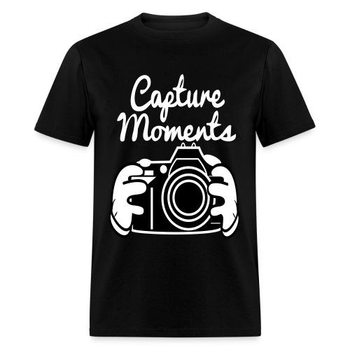 Capture Moments - Men's T-Shirt