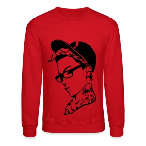 Savage Lady - Crewneck Sweatshirt