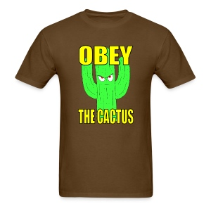 OH-BAY The Cactus T-Shirt - Men's T-Shirt