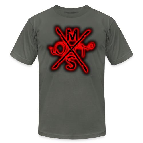 War Team M&S! - Men's Fine Jersey T-Shirt