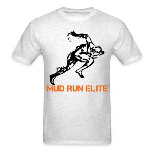 MUD RUN ELITE  - Men's T-Shirt