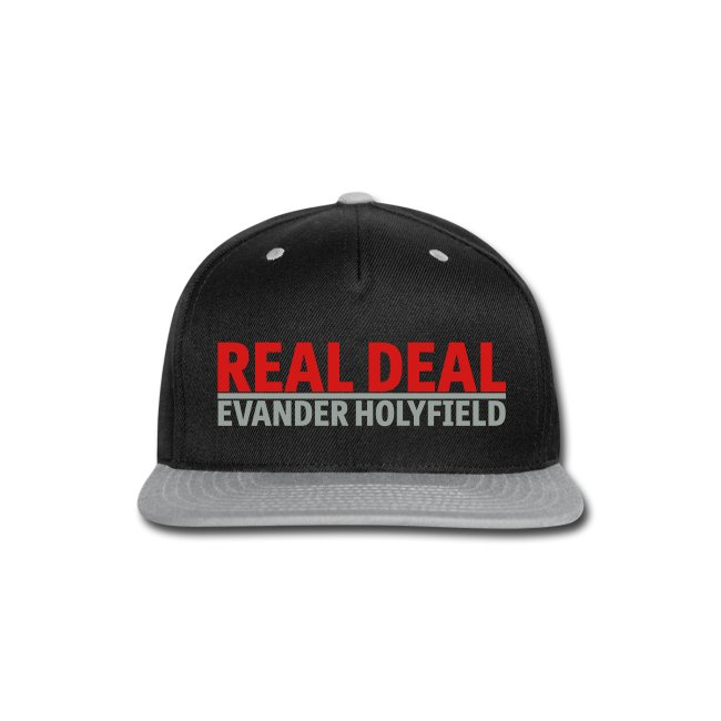 Real Deal Snap Back