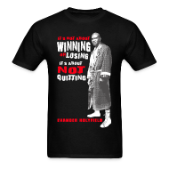 T-Shirts ~ Men's T-Shirt ~ NO QUIT