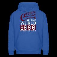 Hoodies ~ Men's Hoodie ~ 1986 WBA Cruiserweight Champion