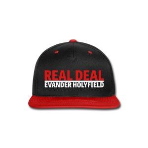 Real Deal Snap Back - Snap-back Baseball Cap