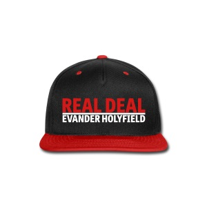 Real Deal Snap Back - Snap-back Baseball Cap