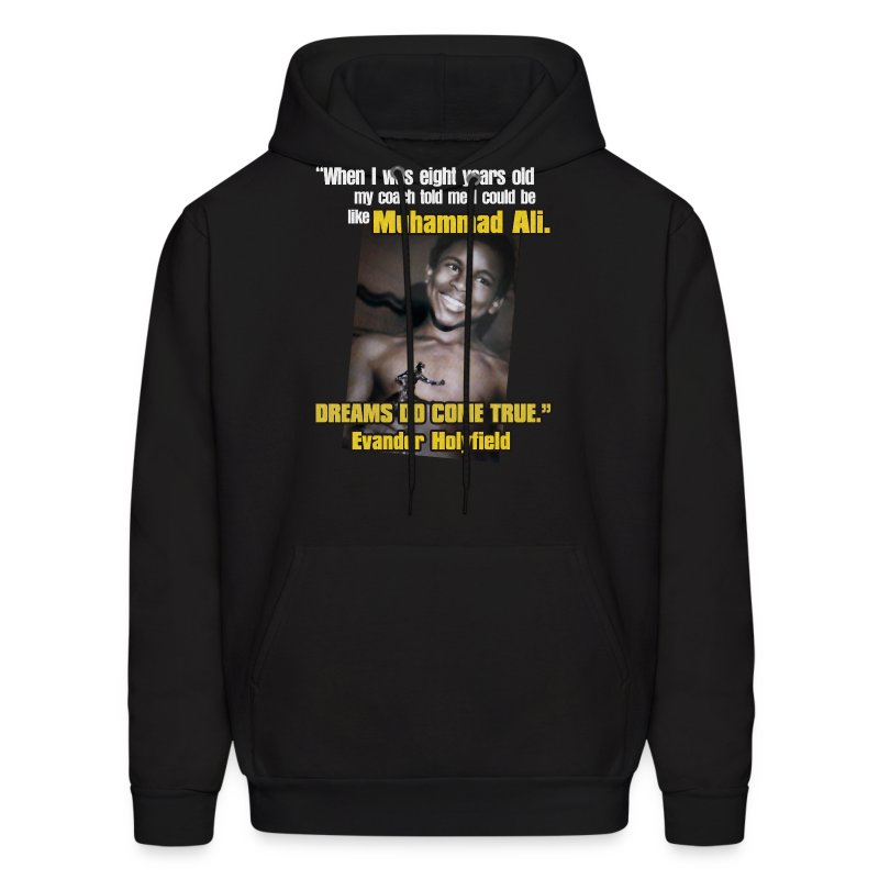 Dreams do come true - Men's Hoodie