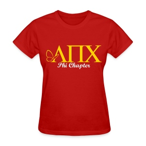 LPC - New Logo with Chapter - Tshirt - Women's T-Shirt