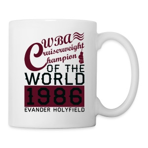 WBA 1986 - Coffee/Tea Mug