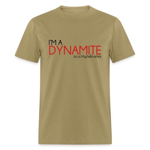 [KpopTnT] Dynamite - Men's T-Shirt