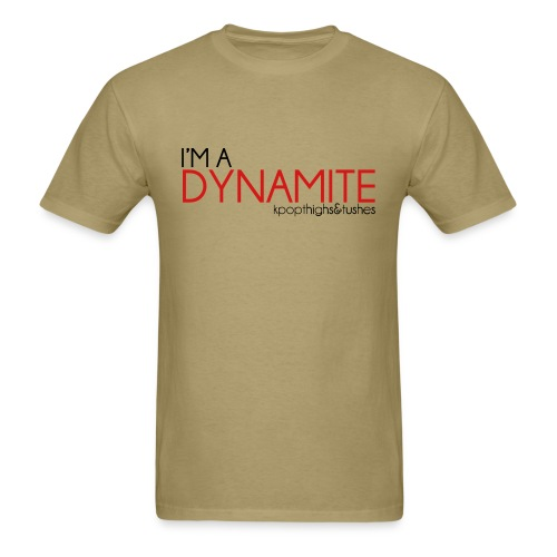 [KpopTnT] Dynamite - Men's T-Shirt