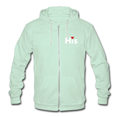 His - part of his and hers set Zip Hoodies/Jackets
