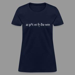 IPA for the Win - Women's T-Shirt