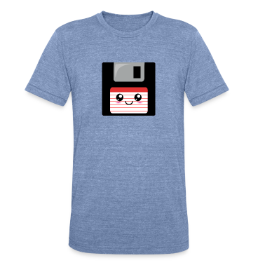 Cute Floppy Disk (red) T-Shirts