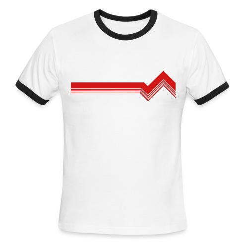 Player 2 Ringer - Men's Ringer T-Shirt