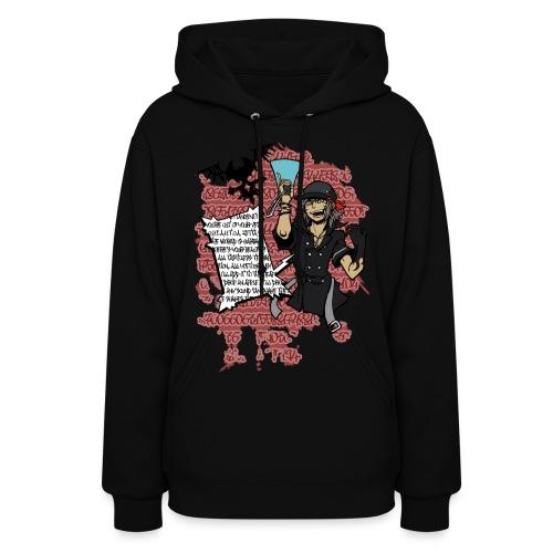 Sho Quotes hoodie women - Women's Hoodie