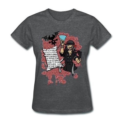 Sho Quotes tee women - Women's T-Shirt