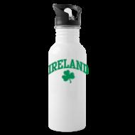 Sportswear ~ Water Bottle ~ Ireland Water Bottle