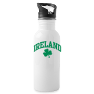 Mugs & Drinkware ~ Water Bottle ~ Ireland Water Bottle