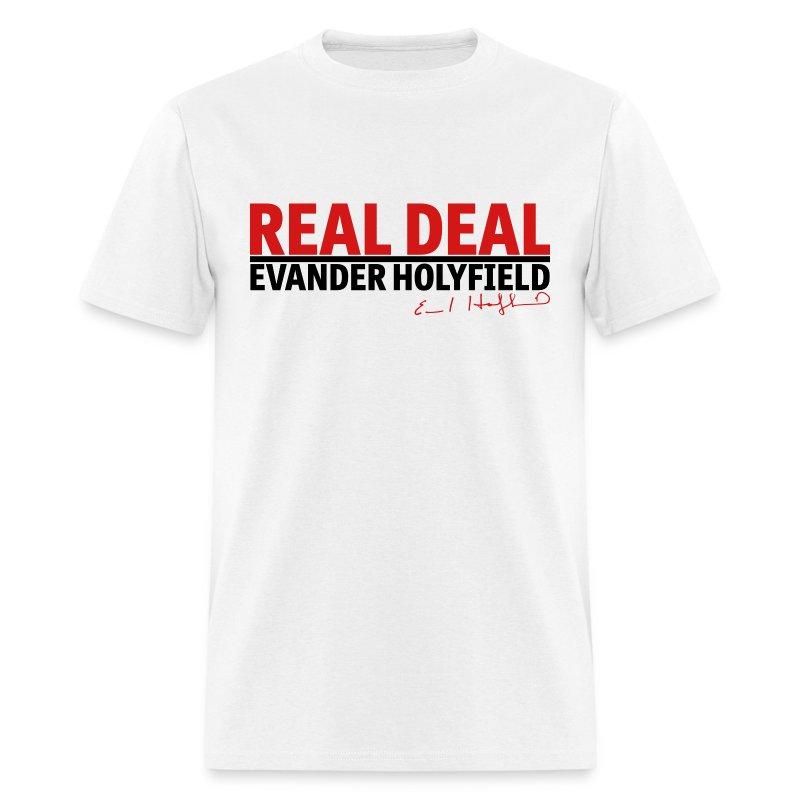 Real Deal - Men's T-Shirt