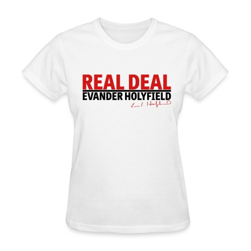 Real Deal - Women's T-Shirt
