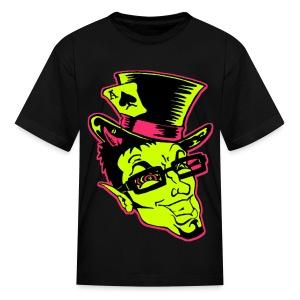 Kidz Finz Face - Kids' T-Shirt