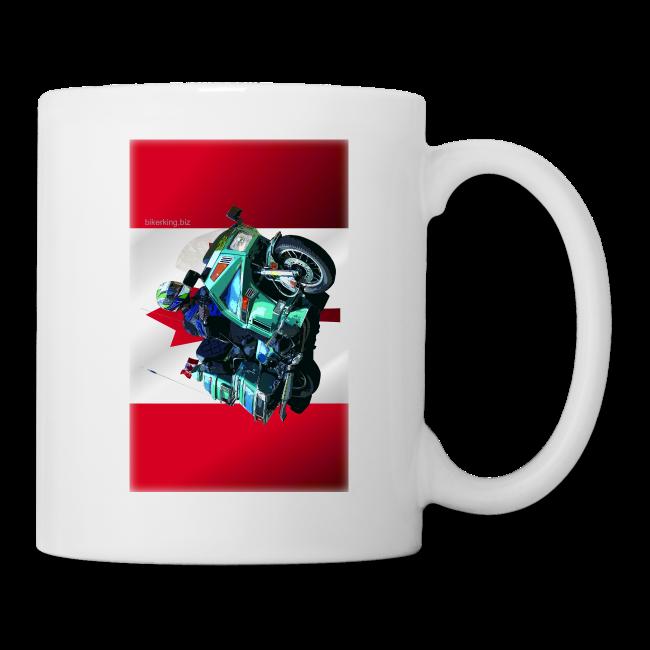 Can Flag Voy Mug Two Sides