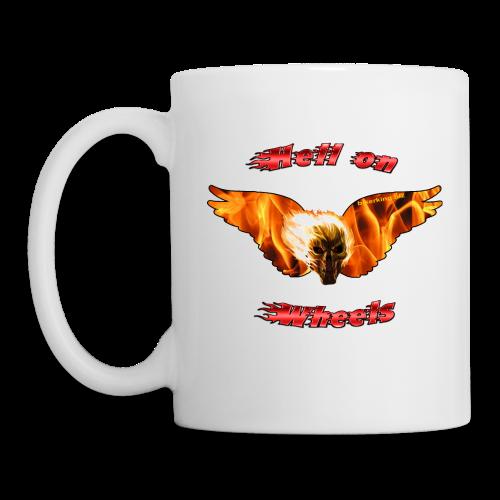 Hell on Wheels Mug One Side - Coffee/Tea Mug