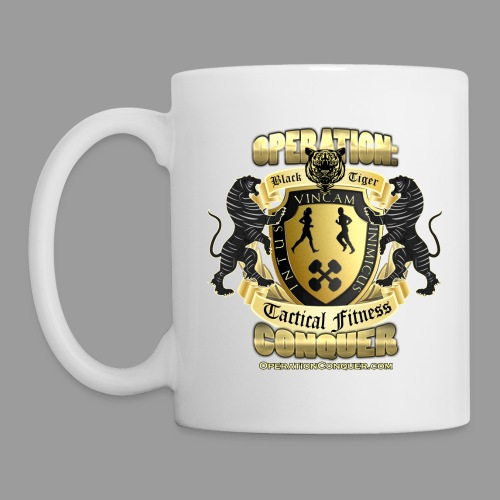 Operation Conquer Mug - Coffee/Tea Mug