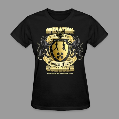 Women's Operation Conquer Shirt - Women's T-Shirt