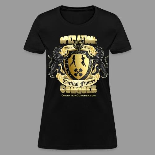 Women's Operation Conquer Shirt - Women's T-Shirt