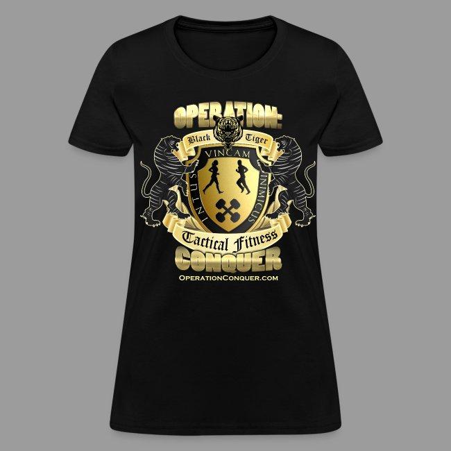 Women's Operation Conquer Shirt