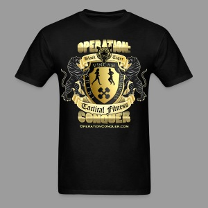 Mens Operation Conquer Shirt - Men's T-Shirt