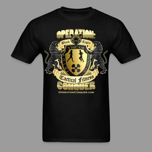 Mens Operation Conquer Shirt - Men's T-Shirt