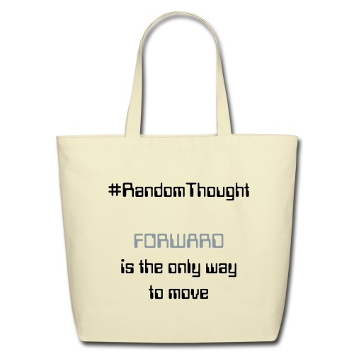Forward - Eco-Friendly Cotton Tote