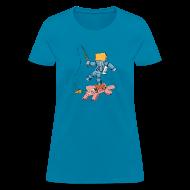 T-Shirts ~ Women's T-Shirt ~ Women's T-Shirt: Carrot on a Stick