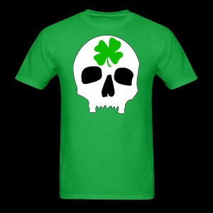Men's T-Shirt - Irish Skull Shirt - www.TedsThreads.co