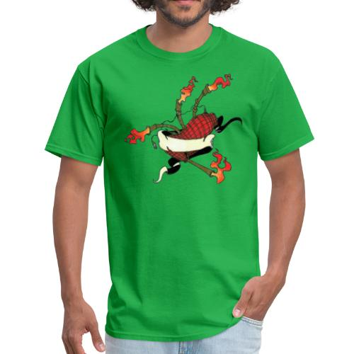 Men's T-Shirt - Piper Down! - www.TedsThreads.co We've got a piper down!!!