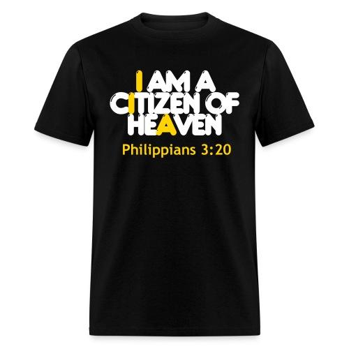 heaven - Men's T-Shirt