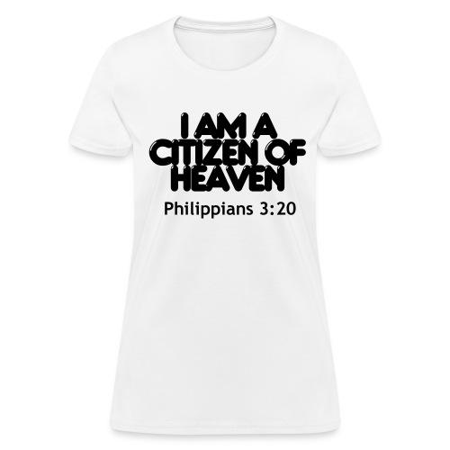 heaven - Women's T-Shirt